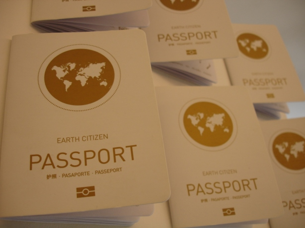 Passports to the Moon